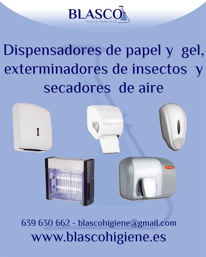 portadas-catálogos-Dispensadores-de-papel-y-gel,-exterminación-de-insectos-y-secado-de-aire