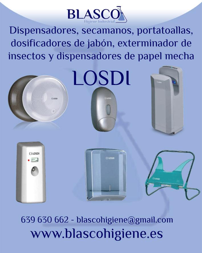 portada-DISPENSADORES-LOSDIcatálogos-blasco