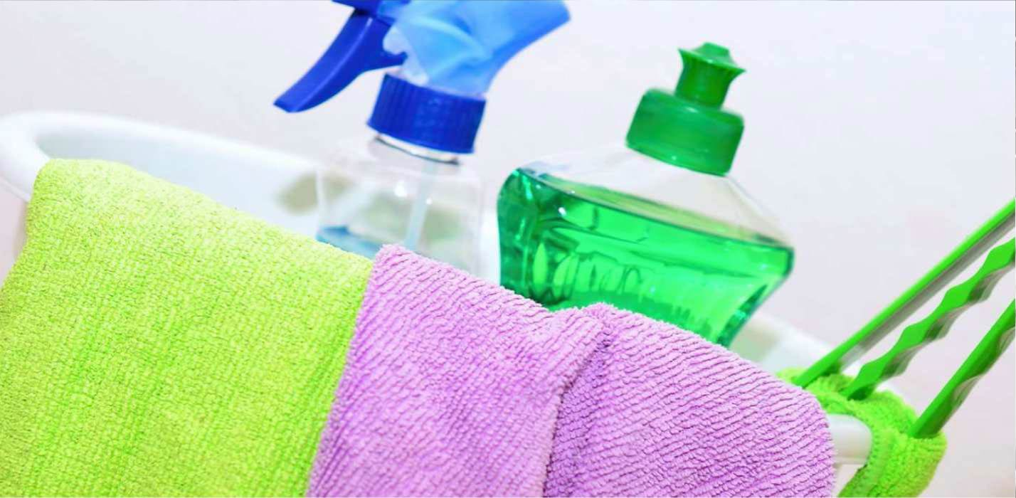 Listado de productos de limpieza de Suministros Hostelería Valencia
