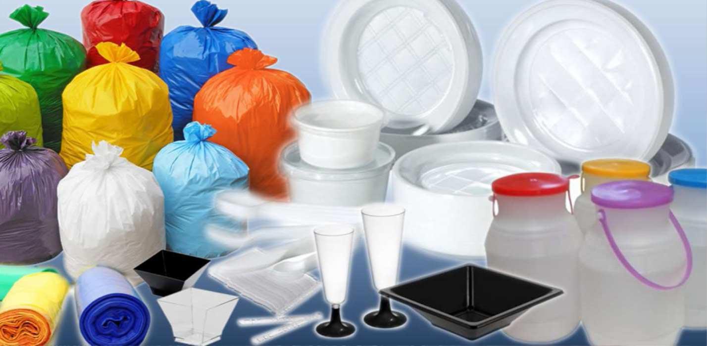 Listado de productos de plásticos y un solo uso de Suministros Hostelería Valencia